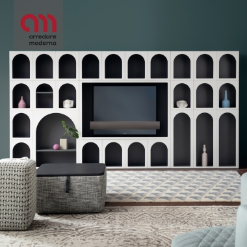 TV-Ständer Cabinet de Curiosité Bonaldo