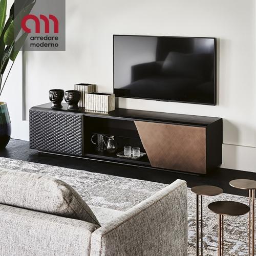 Tv Möbel Aston Tv Cattelan Italia