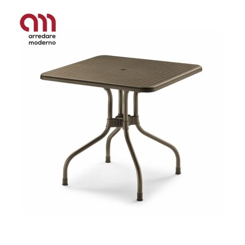 Tisch Olimpo 80x80 Scab