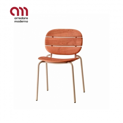 Si-Si wood Stuhl Scab Design