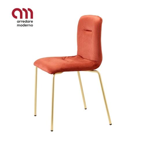 Alice Pop Stuhl Scab Design lackierte Struktur