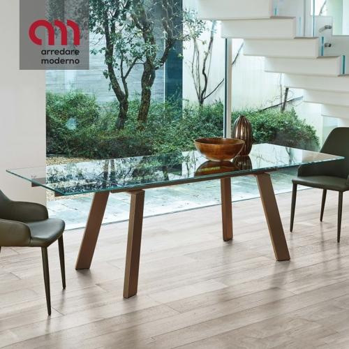 Gulliver Ingenia Casa Bontempi ausziehbarer Tisch