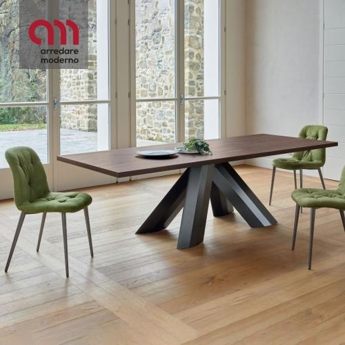 Twist Ingenia Casa Bontempi Tisch