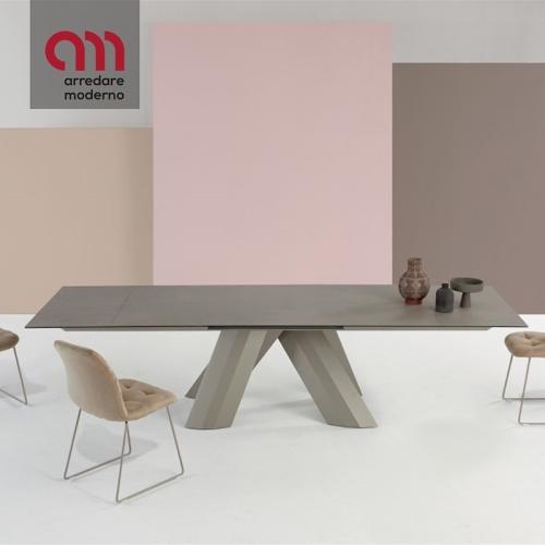 Twist Ingenia Casa Bontempi ausziehbarer Tisch