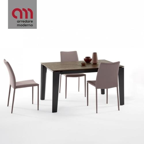 Winny XXL Ingenia Casa Bontempi ausziehbarer Tisch