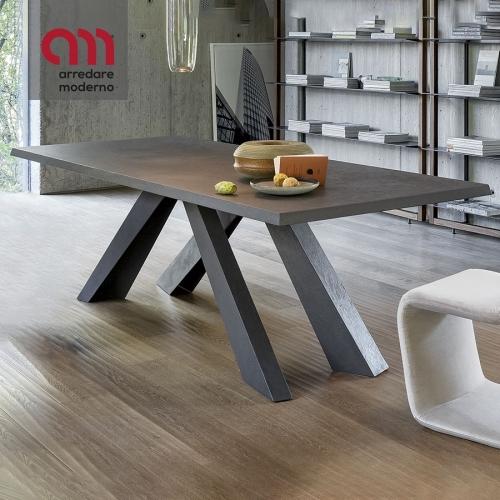 Big Table Bonaldo Lehmtisch