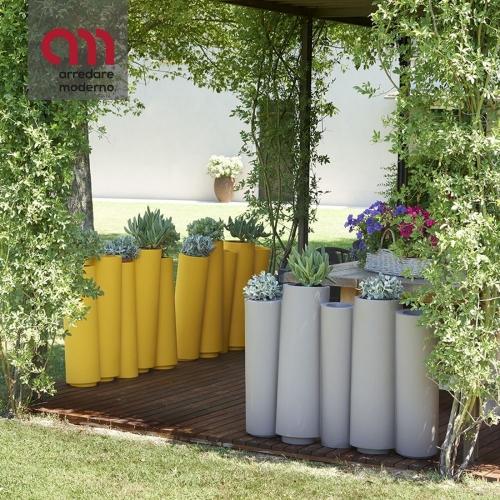 Blumentopf Bamboo Slide