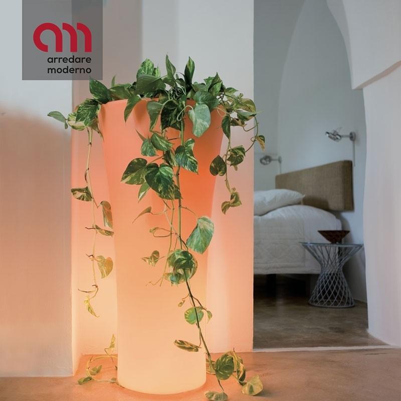 Recife Beleuchtete Vase Modum