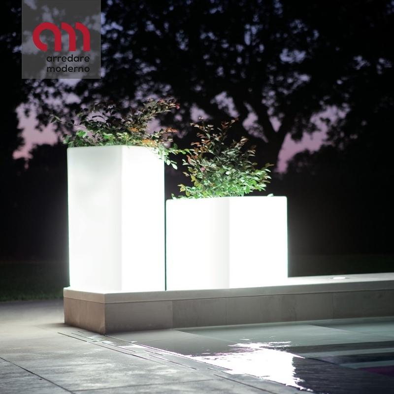 Cuba Beleuchtete Vase Modum
