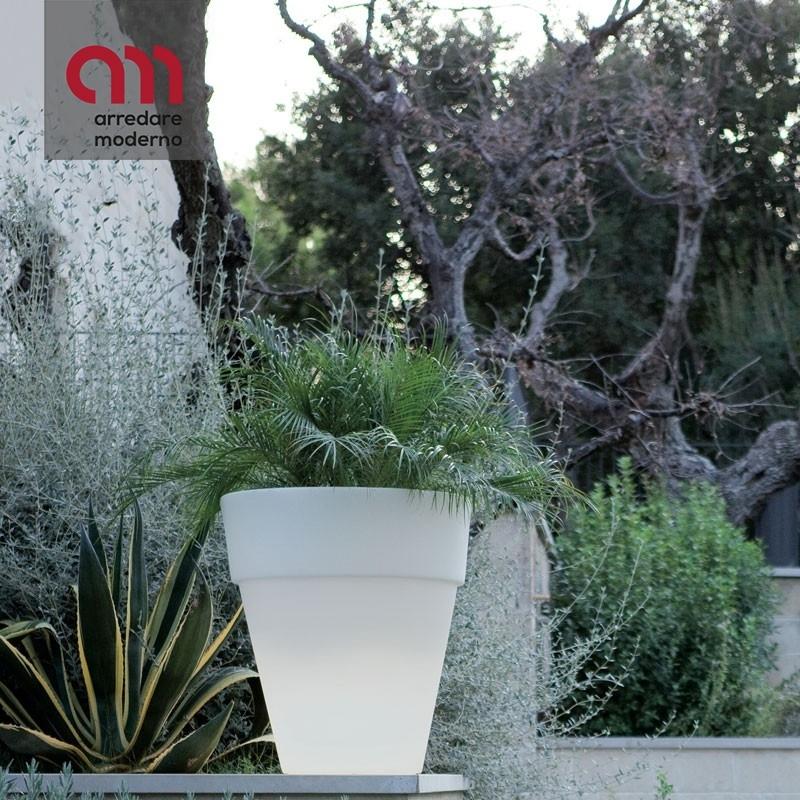 Dubai Beleuchtete Vase Modum