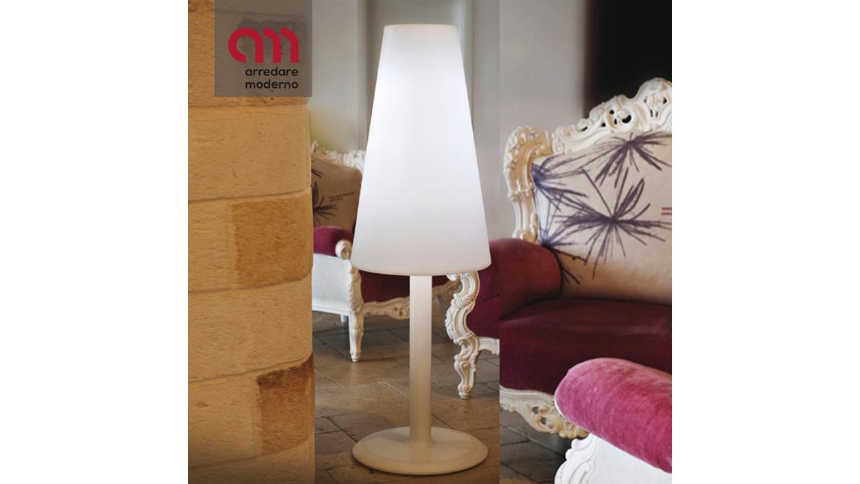 Histoire Lampe Modum