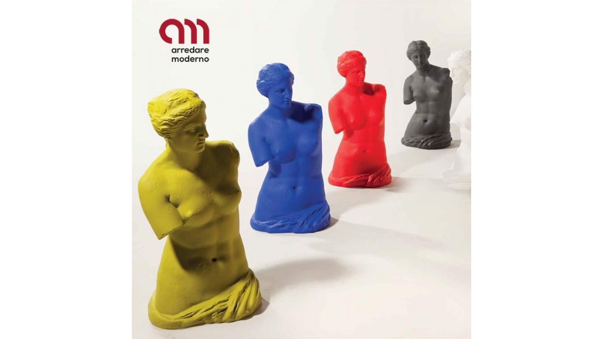 Beleuchtete Statue Venus von Milo Modum