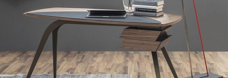 eine grosse auswahl von modernen und design schreibtische b ro schreibtische arredare moderno. Black Bedroom Furniture Sets. Home Design Ideas