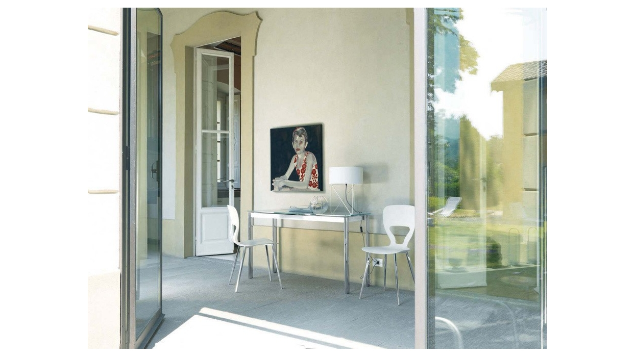 console table bontempi casa model etico arredare moderno. Black Bedroom Furniture Sets. Home Design Ideas