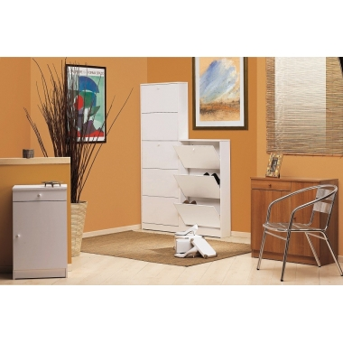 Shoe-rack with 3 doors for 7 Pairs cod. 183