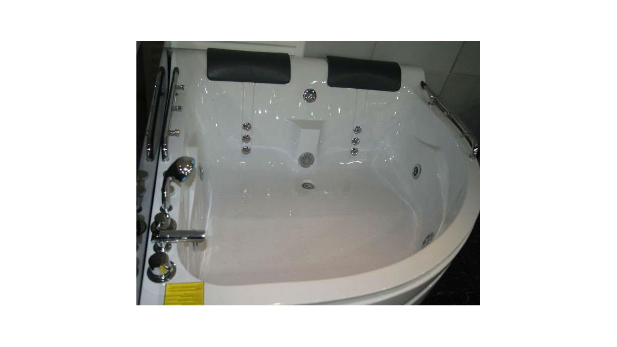 Vasca idromassaggio da bagno per una persona 170x78 a028 arredare moderno - Box per vasca da bagno ...