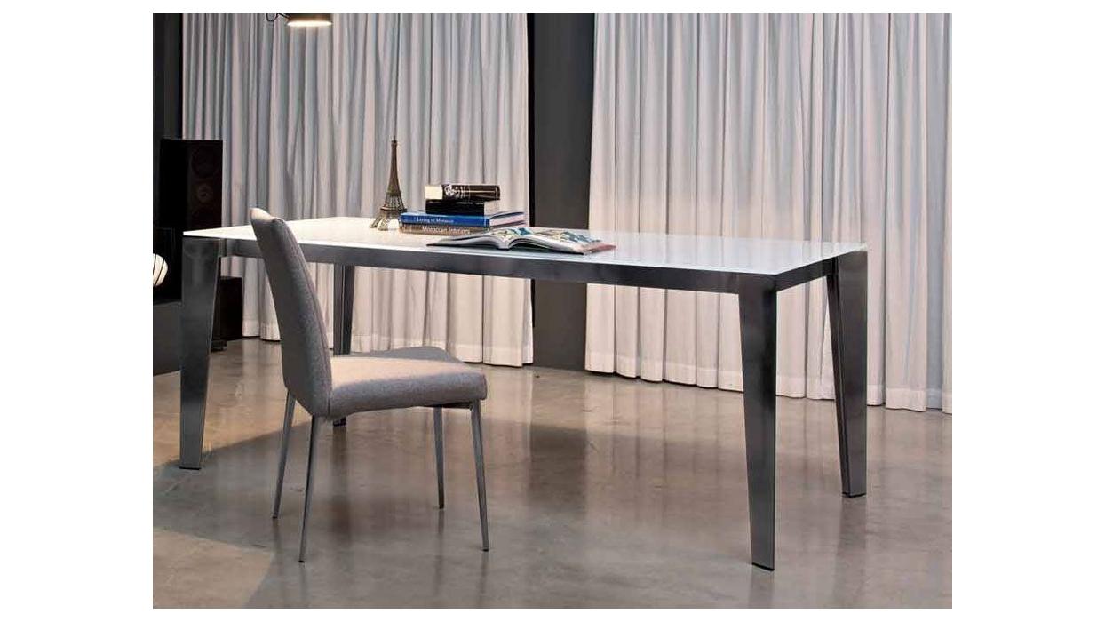 table bontempi casa model cruz extendable arredare. Black Bedroom Furniture Sets. Home Design Ideas