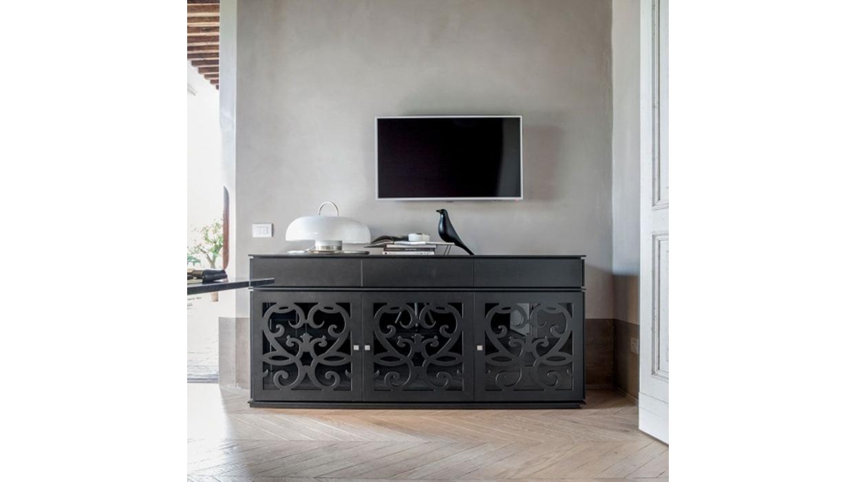Sideboard Tonin Casa model Paris - ARREDARE MODERNO