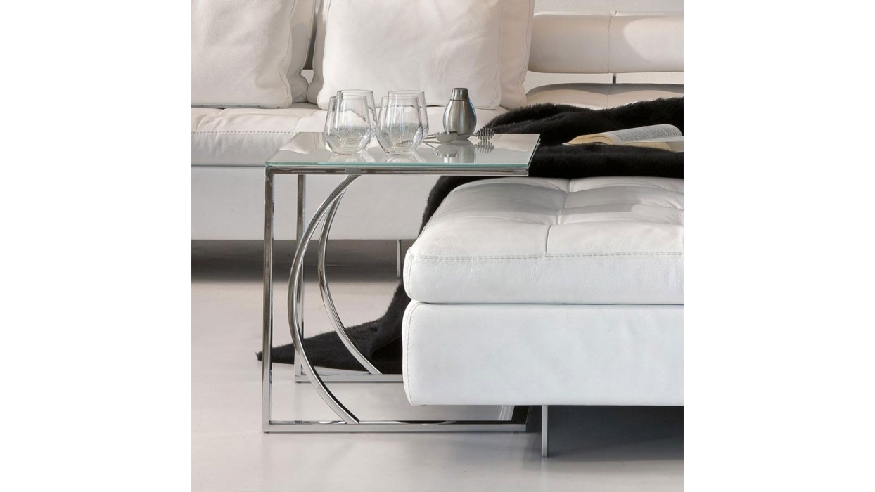 Coffee Table Tonin Casa Model Detroit ARREDARE MODERNO - Detroit coffee table
