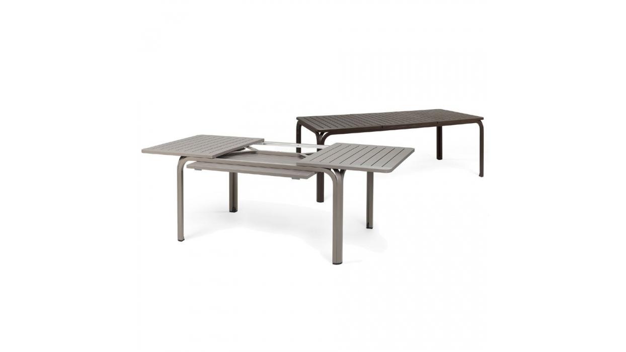 table nardi model alloro 140 arredare moderno. Black Bedroom Furniture Sets. Home Design Ideas