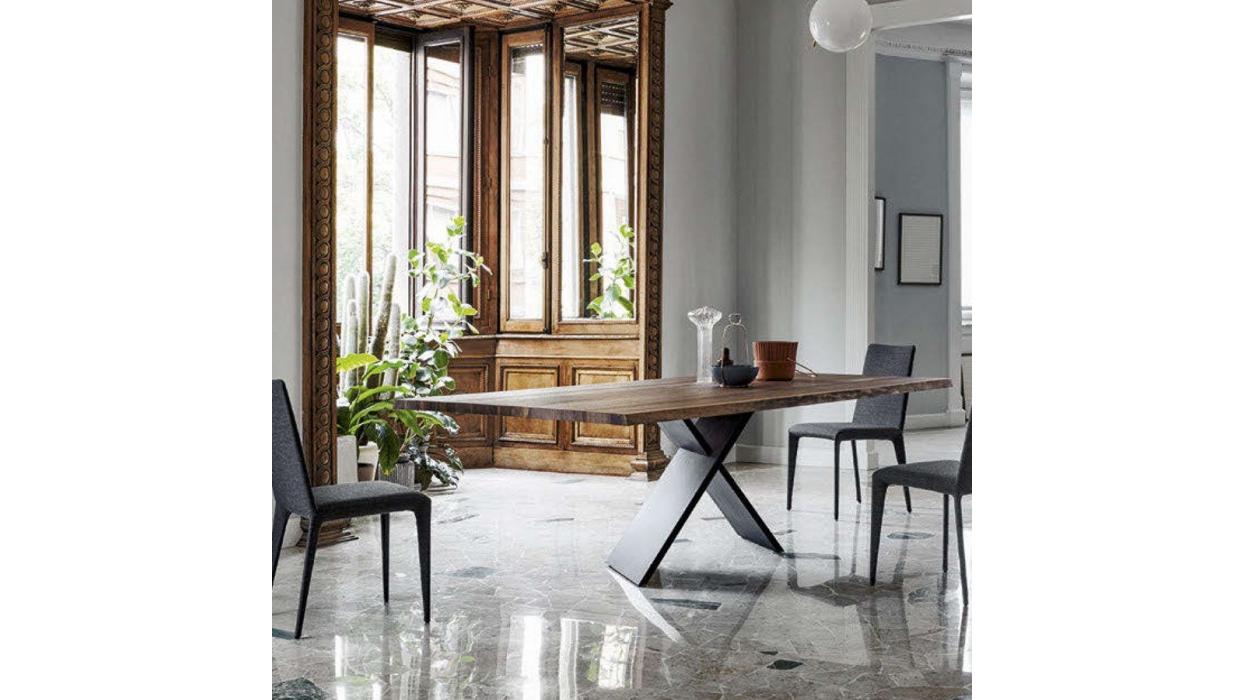 Table Bonaldo model AX - ARREDARE MODERNO