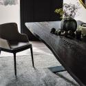 Spyder Wood Table Cattelan Italia