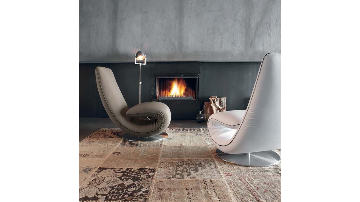 Ricciolo deckchair tonin casa arredare moderno for Casa chaise longue jardin