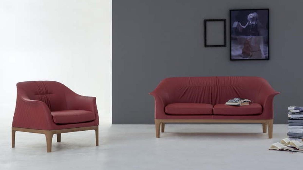 Tiffany Sofa Tonin Casa - Arredare Moderno