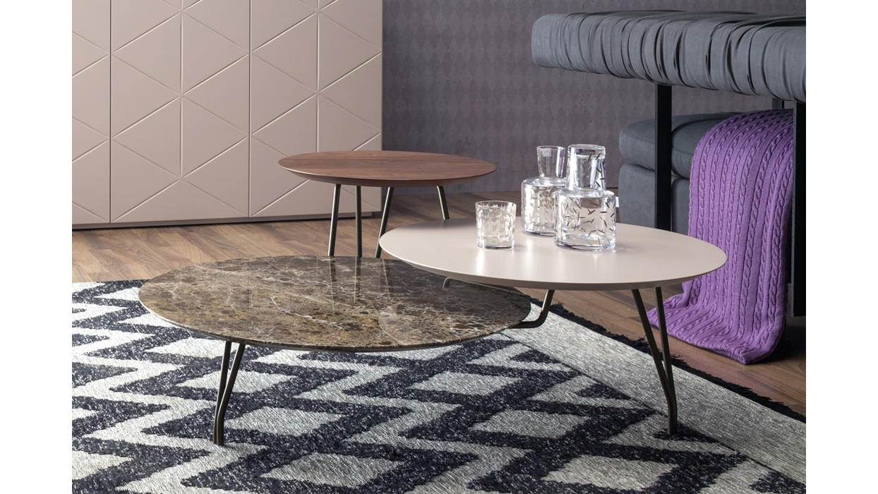 Log Tonin Casa Coffee-table