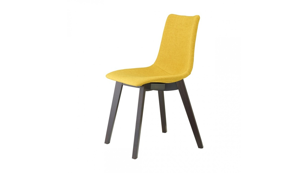 Chair Scab Design Model Natural Zebra Pop Arredare Moderno