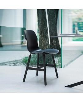 Stereo metal chair Casamania