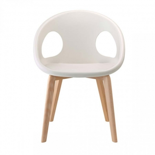 Natural Drop lusso armchair Scab