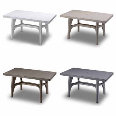 Intrecciato Table Scab Design