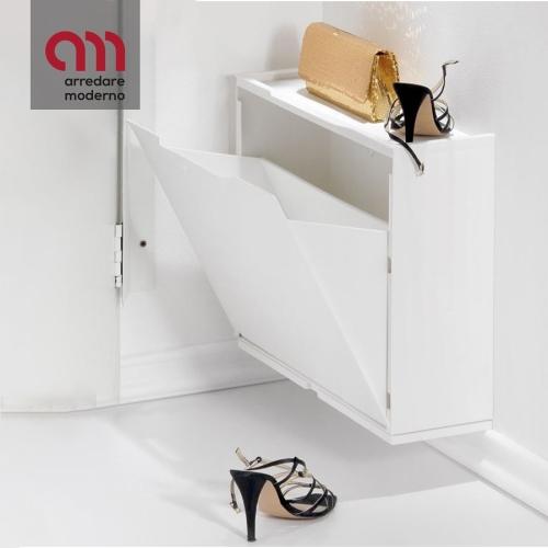Shoe rack Angolo Pezzani
