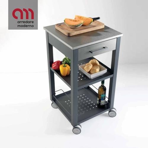 Kitchen cart New Chef Pezzani