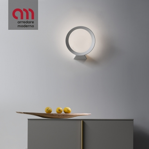 Led+O Wall Lamp Martinelli Luce