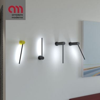 Mosca Wall Lamp Martinelli Luce