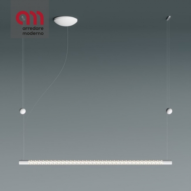 Squiggle H8-H9-H10-H11 Rotaliana Suspension Lamp