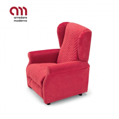 Bergé Extra Large Spazio Relax Lift Armchair
