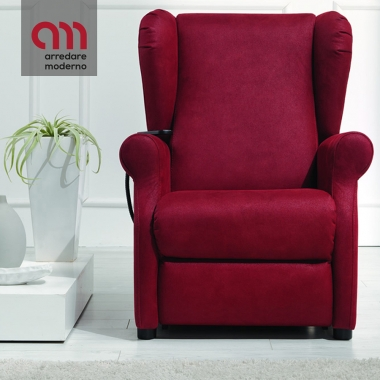 Bergé Special Spazio Relax Lift Armchair