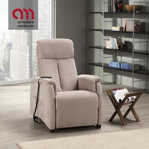 Asia Spazio Relax Lift Armchair