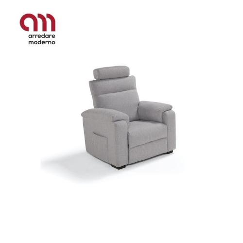 Caracas Spazio Relax Lift Armchair