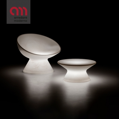 Fade Plust illuminable Coffee table