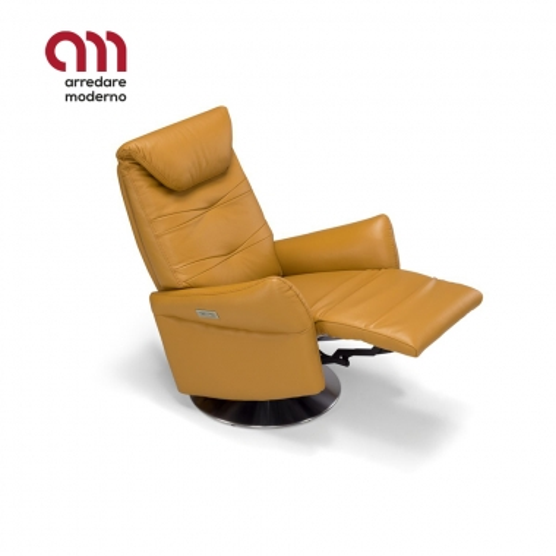 Adrian Spazio Relax Swivel Armchair
