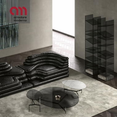 After9 Coffee Table Tonelli Design Glastop
