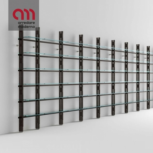 Hermingway Bookcase Tonelli Design