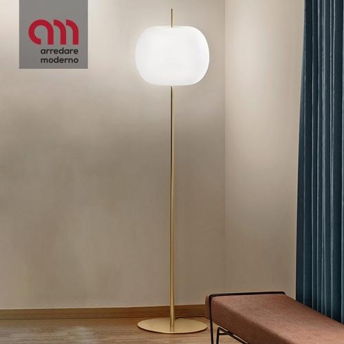 Kushi XL Kundalini Floor Lamp
