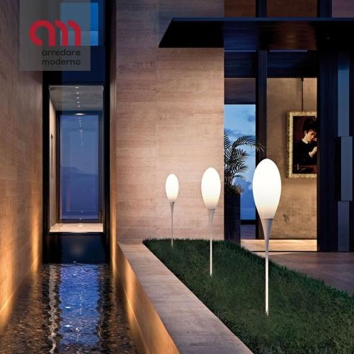 Spillo Outdoor Kundalini Floor Lamp
