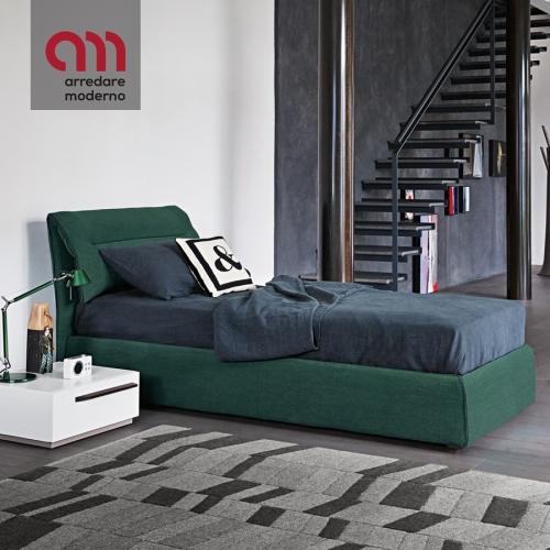 Campo single bed Bonaldo
