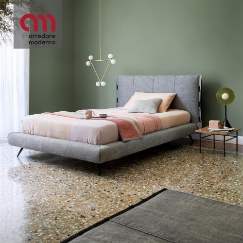 Cuff Single bed Bonaldo